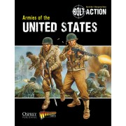 Bolt Action - Armies of the United States Book pas cher