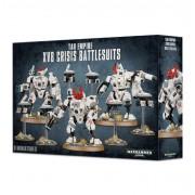 W40K : Tau Empire - XV8 Crisis Battlesuit