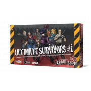 Zombicide (Anglais) - Ultimate Survivors 1
