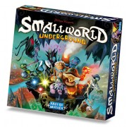Small World Underground (Anglais)