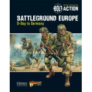 Bolt Action - Battleground Europe: D-Day to Germany -Theatre Book