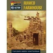 Bolt Action - Ruined Farmhouse