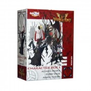 Wrath of Kings - House of Nasier : Character Box 1