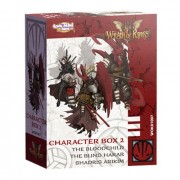 Wrath of Kings - House of Nasier : Character Box 2