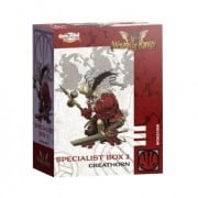 Wrath of Kings - House of Nasier : Specialist Box 2 - GreatHorn