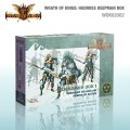 Wrath of Kings - House of Hadross : Deepmen Box 1 1