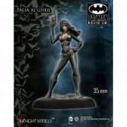 Batman - Talia Al Ghul Comic Version