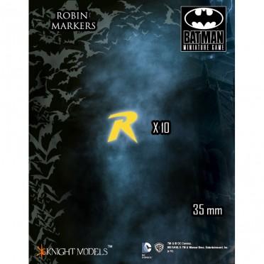 Batman - Robin Markers