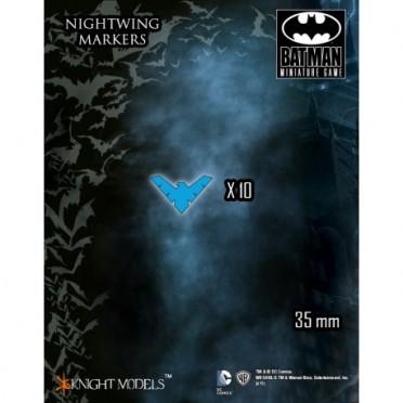 Batman - Nightwing Markers