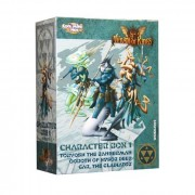 Wrath of Kings - House of Hadross : Character Box 1