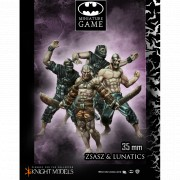 Batman - Victor Zsasz and Arkham Lunatics