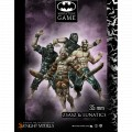 Batman - Victor Zsasz and Arkham Lunatics 0