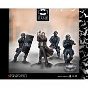 Batman - Commissioner Gordon & S.W.A.T Team