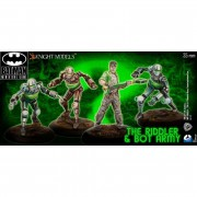 Batman - The Riddler And Bot Army