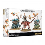 Age of Sigmar : Order - Seraphon Thunderbeast Host