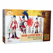 Wrath of Kings : House of Shael Han - Iron Lotus Box 1