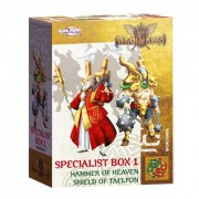 Wrath of Kings : House of Shael Han - Rank 1 Specialist Box