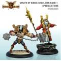 Wrath of Kings : House of Shael Han - Rank 1 Specialist Box 1
