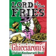 Lord of the Fries - Italian Restaurant Expansion