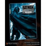 Batman Miniatures Game- Deluxe Rulebook