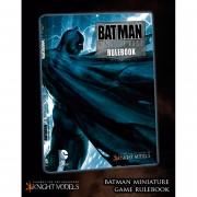 Batman - Batman Miniatures Game Hardback Deluxe Rulebook