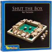 Shut the Box 1 à 4 Joueur