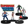 Heroclix - Brick de 9 Boosters : Superman Wonder Woman 1