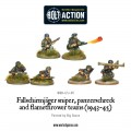 Bolt Action - Fallschirmjager Starter Set 4