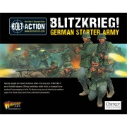 Bolt Action - Blitzkreig German Heer Starter Set