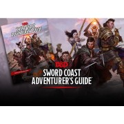 D&D - Sword Coast Adventurer's Guide