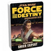 Star Wars: Force and Destiny - Shien Expert Specialization Deck