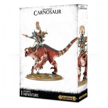 Age of Sigmar : Order - Seraphon Carnosaur