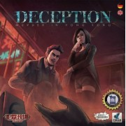 Deception : Murder in Hong Kong (CS Files)
