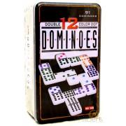 Dominos Double 12 (Loisirs Nouveaux)