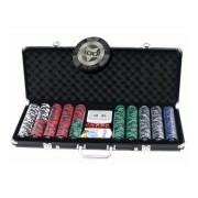 Mallette 500 Poker 14 gr