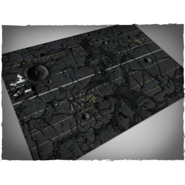 Terrain Mat PVC - Highway - 120x180