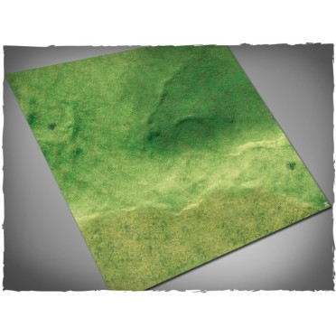 Terrain Mat Cloth - Fields - 120x120