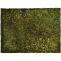 Terrain Mat Cloth - Swamp - 120x120 2