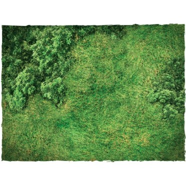Terrain Mat Mousepad - Fields - 120x120