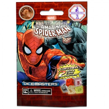 Dice Masters (Anglais) - Amazing Spiderman : Booster