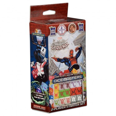 Dice Masters (Anglais) - Amazing Spiderman Starter Set