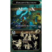 Malifaux 2nd Edition Explosive Solutions
