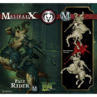 Malifaux 2nd Edition Pale Rider