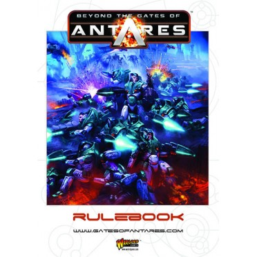 Beyond the Gates of Antares : Rulebook