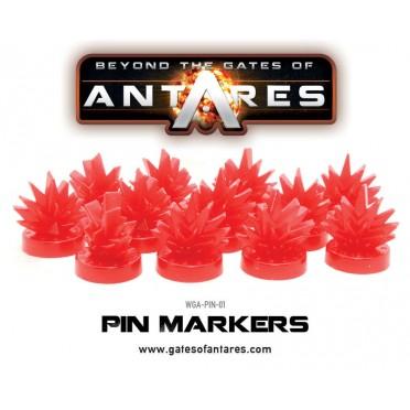 Antares : Pin Markers