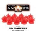 Antares : Pin Markers 0