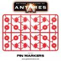Antares : Pin Markers 1