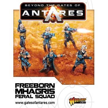 Antares : Mhagris Feral Squad