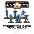 Antares : Mhagris Feral Squad 1