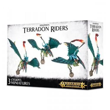 Age of Sigmar : Order - Seraphon Terradon Riders